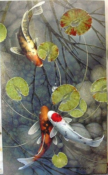 """Whisper"" by Terry Gilecki"