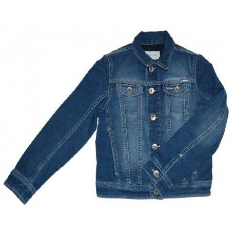 GIUBBINO IN JEANS DIESEL KID Giubbino in jeans da bambino della Diesel in denim con chiusura frontale con bottoni brandizzati, due tasche laterali, due tasche con patta e impunture a vista. Giubbino in jeans della Diesel Kid per tutte le occasioni, un capo perfetto per le giornate più fresche. #diesel #dieselkid #giaccajeans #giubbinojeans #jeansjacket #jacket #bimbe #bambina #ragazze #girl #kid #junior #baby #teen #child #children #abbigliamento #clothing #shoponline #ecommerce #fashion…