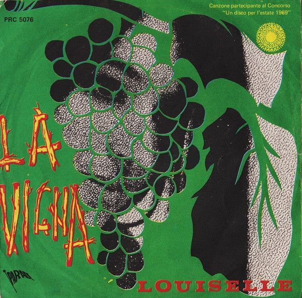 Louiselle - La Vigna (Vinyl) at Discogs