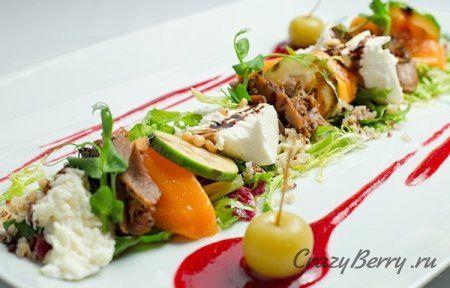 Салат с уткой и тыквой - Поиск в Google