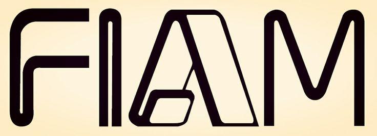 Fiam's logo 1977. #Fiam #madeinitaly #furniture #glass #interiordesign #design  www.fiamitalia.it/