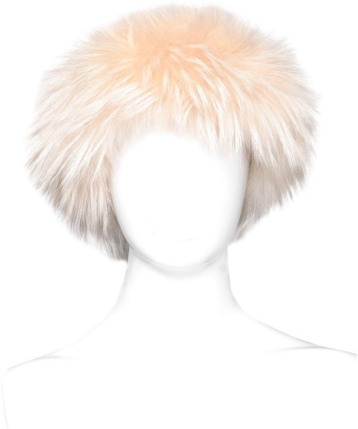 Mr & Mrs Italy Fur Headband
