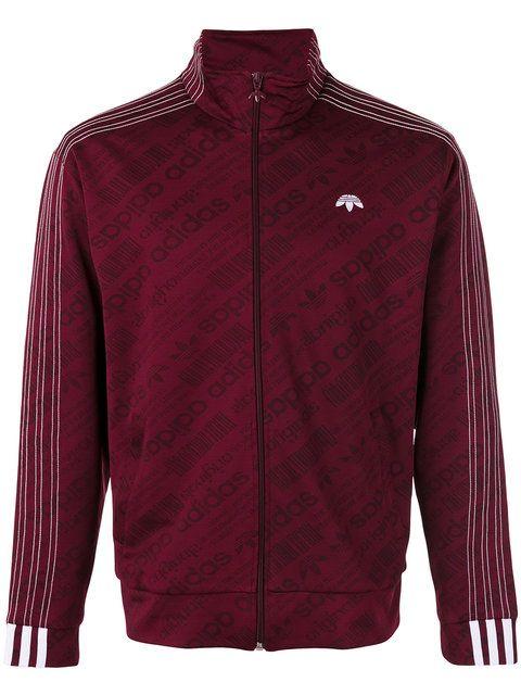 Comprar Adidas Originals By Alexander Wang chaqueta de chándal en jacquard.