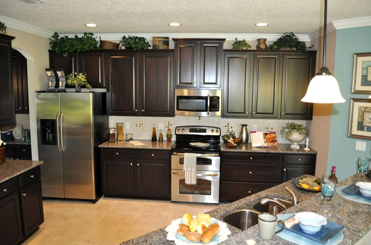 Model home kitchens new home builder blogs about new for New model kitchen design