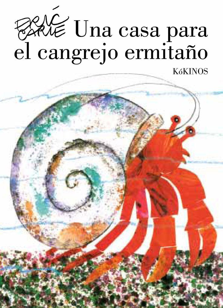 soñando cuentos: UNA CASA PARA EL CANGREJO ERMITAÑO.
