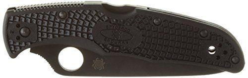 SPYDERCO Endura 4 Lightweight Combination Edge Knife, Black  #spyderco https://www.safetygearhq.com/product/personal-safety/pocket-knives/spyderco-endura-4-lightweight-combination-edge-knife-black/