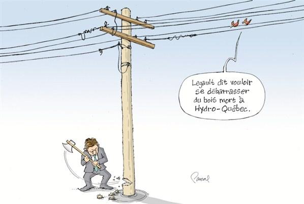 Caricature du jeudi 30 août | La campagne vue par Pascal Elie