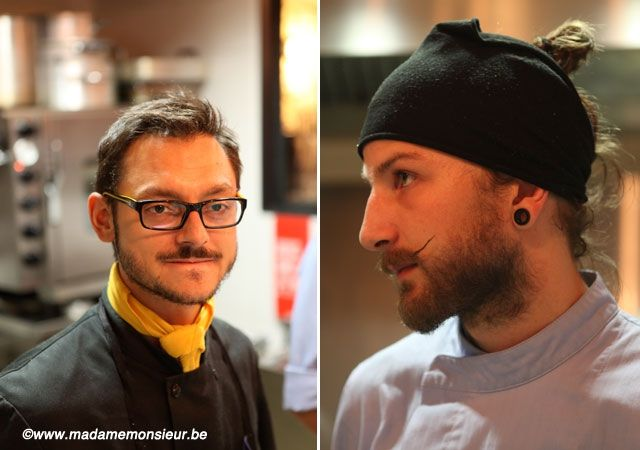Hubert Vergoin, le chef de Substrat. Resto, restaurant, gastronomie, chef, goût, lyon, coup de coeur, bistrot.