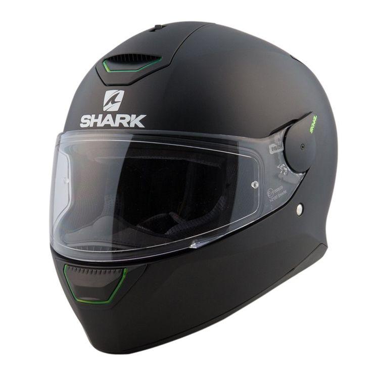 Casque Shark SKWAL BLANK MAT à vendre - Casque intégral - Motoblouz.com