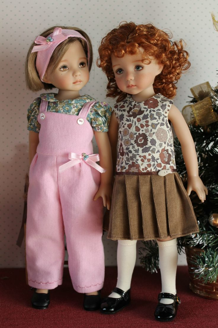 Little Darling dolls: