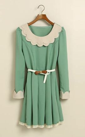 Dress??? ... or shirt?  Either way it's still really cute.