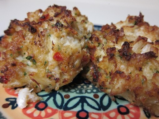 Broiled Crab Cakes