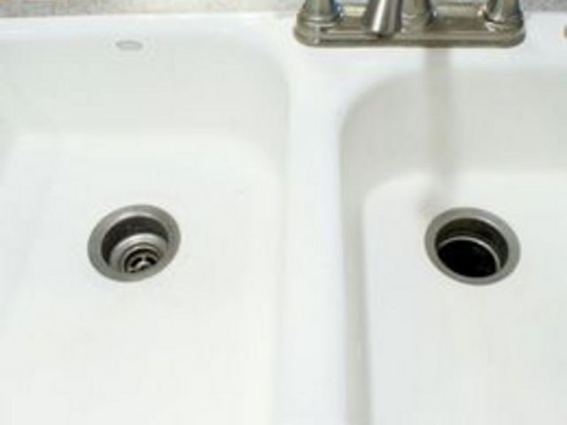 Natural Way To Clean Smelly Drains
