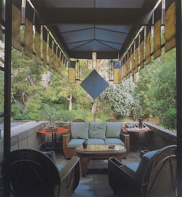 1000 Images About Fllw Storer House On Pinterest