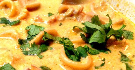 Lulas Estufadas com Mostarda | Receitas do Chef em Família