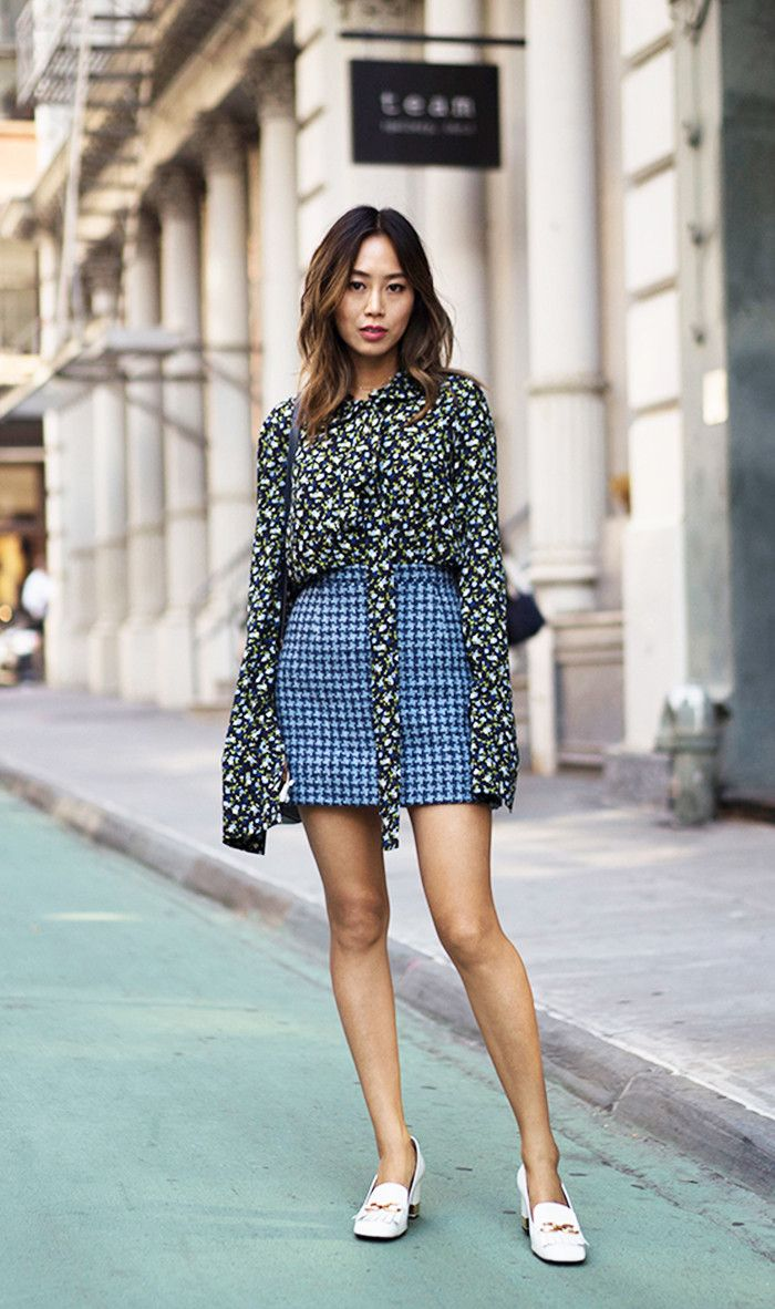 The Fall Outfit Combinations You Haven't Thought of Yet via @WhoWhatWear