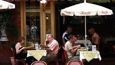 Restaurants of New York City's Little Italy