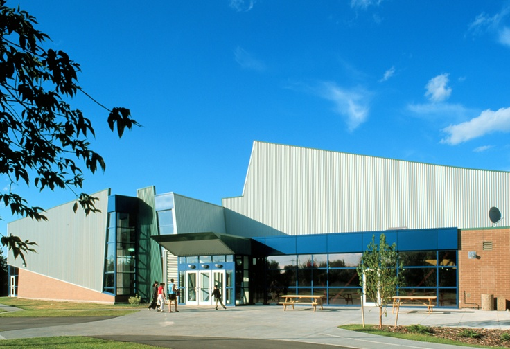 Fountain Park Recreation Centre, St. Albert, Alberta by Manasc Isaac Architects