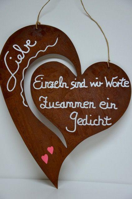 Schild Liebe
