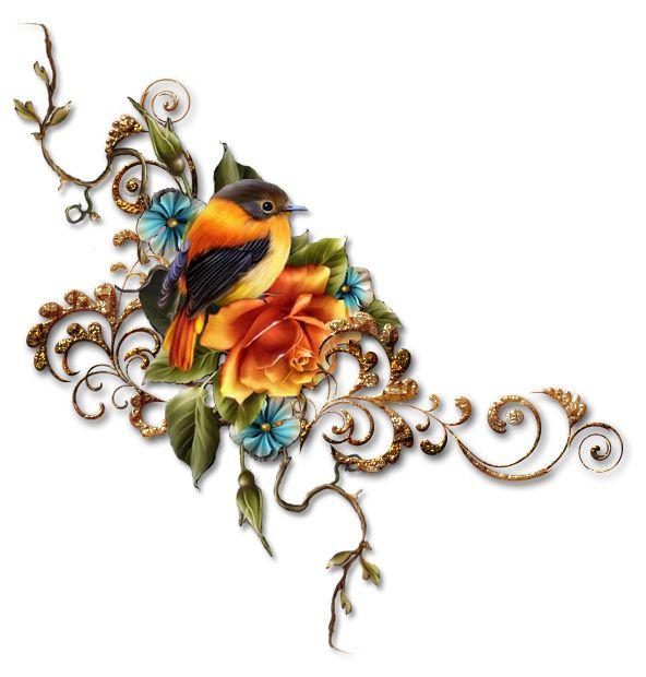 Dekorace s kytičkou 3 - různé | Tvoření