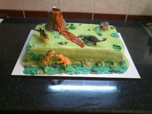 Dinós torta