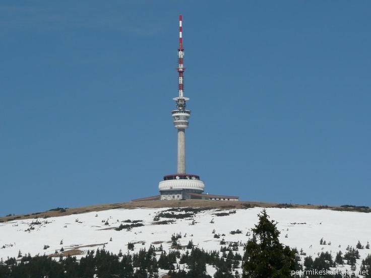 Praděd (1491 m) 28.4.2012