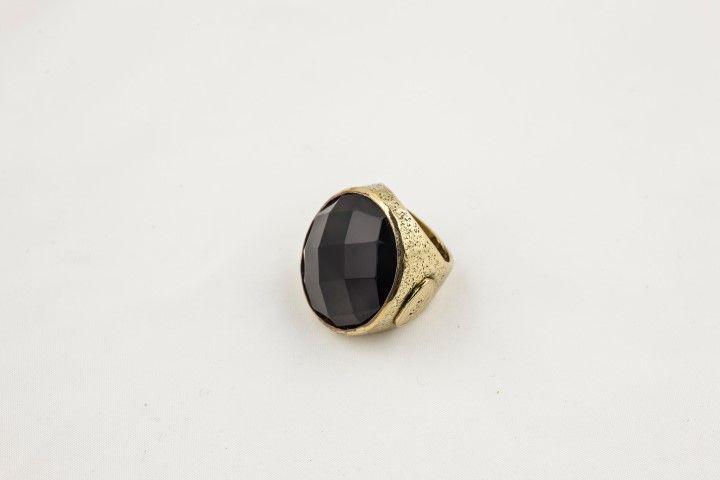 Ring with natural stone - EmKha