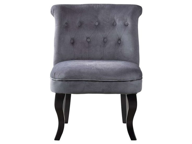 fauteuil marquis coloris gris vente de fauteuil conforama d co pinterest fauteuil. Black Bedroom Furniture Sets. Home Design Ideas