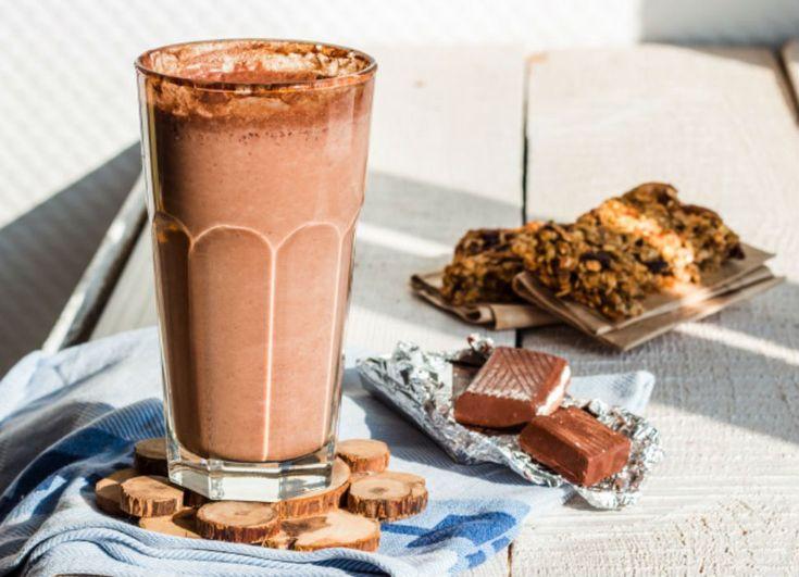 Молочный коктейль с кофе рецепт в домашних условиях