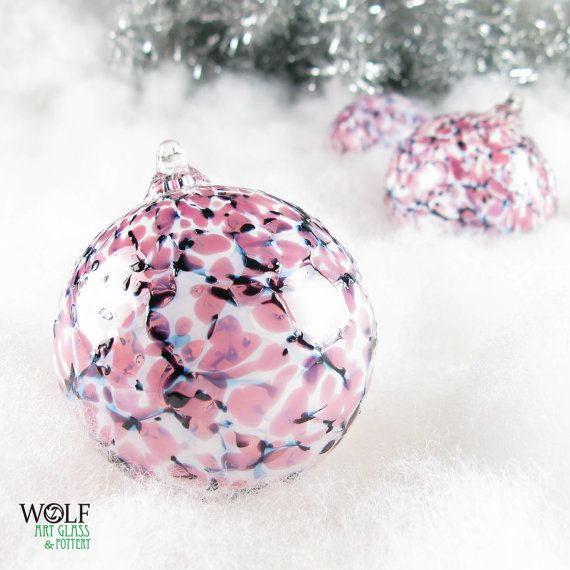 37 best Pink and Black Christmas images on Pinterest  Black