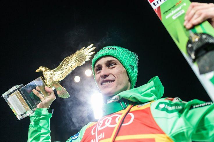 Peter Prevc je imel ob koncu novoletne turneje 26,6 točke prednosti pred Severinom Freundom, kar je tretja najvišja razlika v zadnjih desetih sezonah.