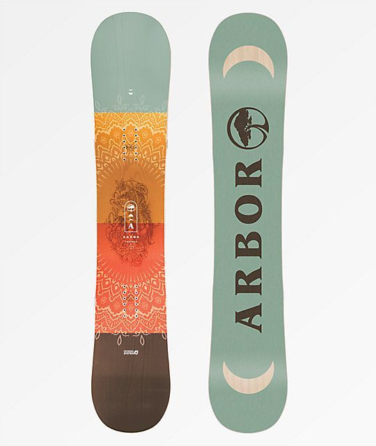 0d3f810d4e Arbor Cadence Womens Snowboard  snowboard