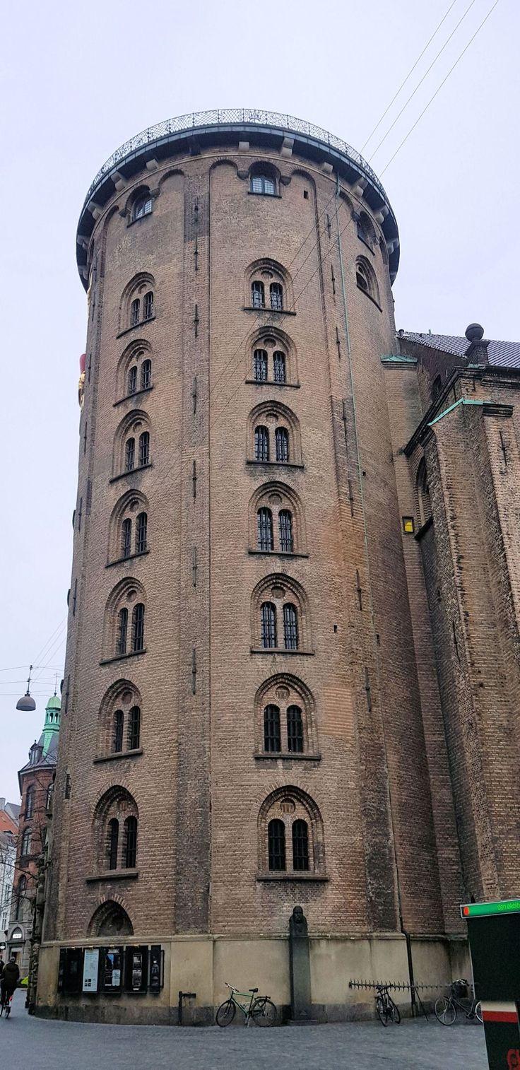 The Round Tower Copenhagen Denmark