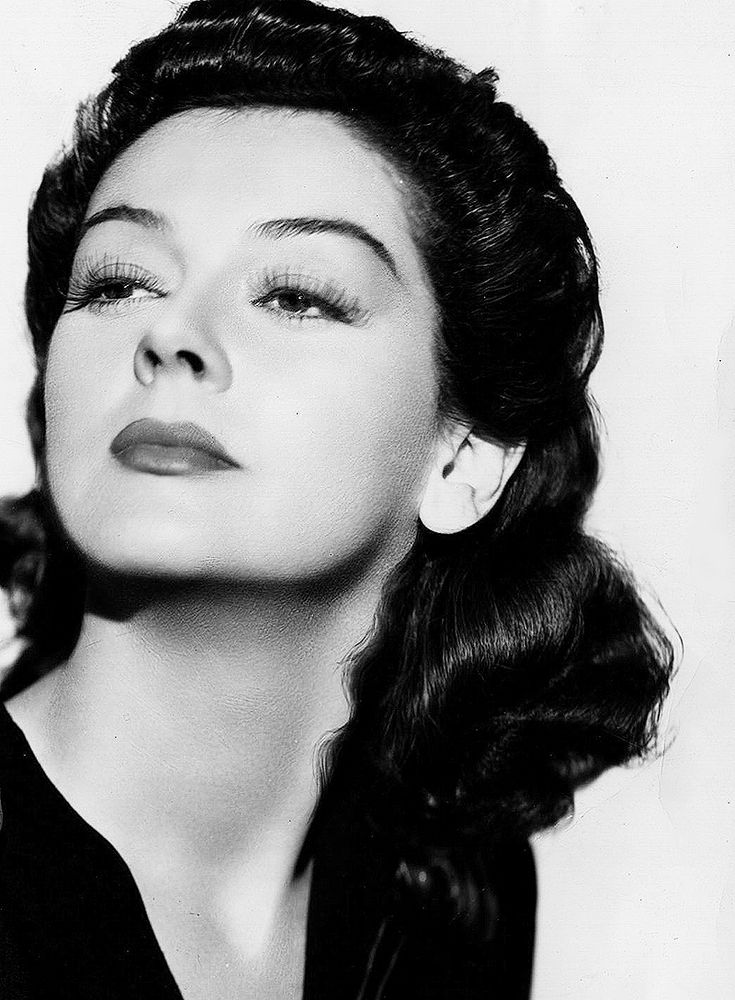 Rosalind Russell, 1940 courtesy of misstanwyck