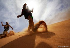 18 athletes rescued during the 2015 MARATHON DES SABLES thanks to Globalstar's SPOT Gen3