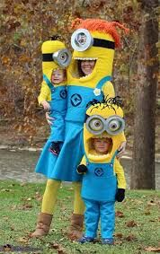 Image result for minions halloween costume