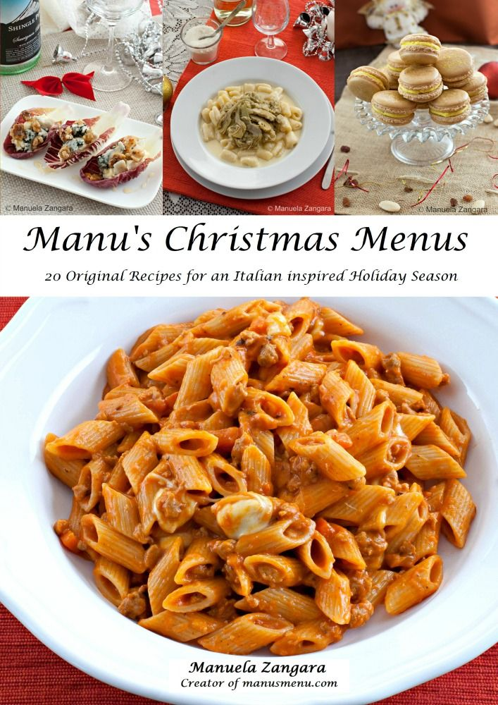 108 best italian christmas recipes images on pinterest cooking manus christmas menus forumfinder Images