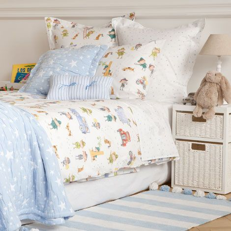 detectives print bedlinen zara home united kingdom