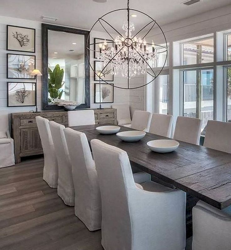 Awesome 70 Awesome Modern Farmhouse Dining Room Design Ideas https://wholiving.com/70-awesome-modern-farmhouse-dining-room-design-ideas