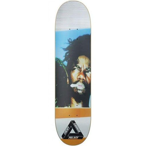 Palace Cannon Sizzla Deck (8.2) $44.95