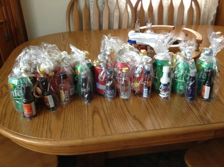 goodies bag ideas for adults