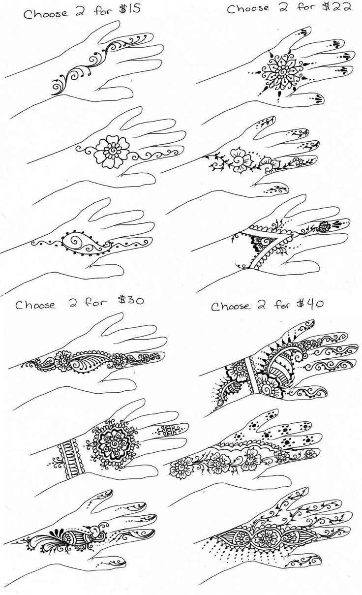 Henna Design Book