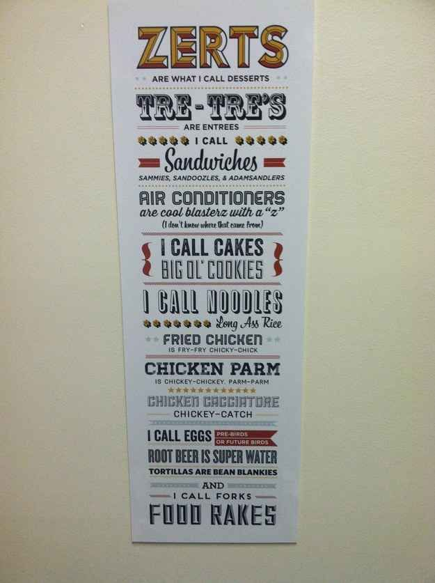 OK, look, here's the Tom Haverford menu building guide if any other restaurants want it.