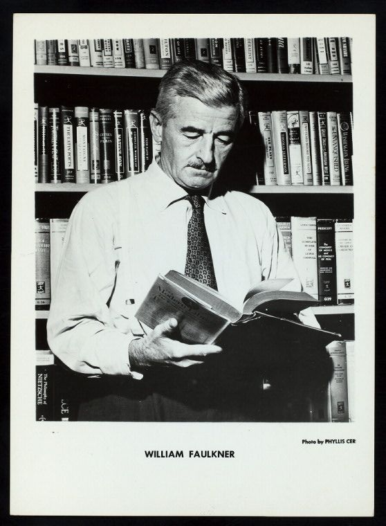 an analysis of the southern writing style of the author william faulkner William faulkner towers above it allows faulkner to explore southern history and the lives of his characters summary and analysis of steinbeck's style 6:42.