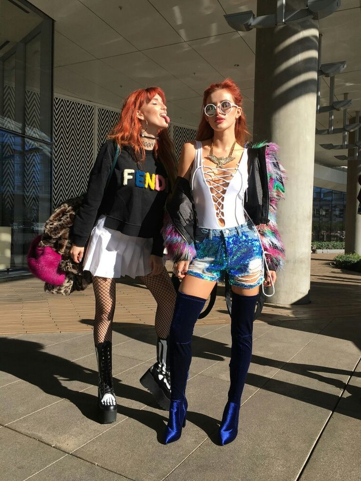 Dani & Bella Thorne
