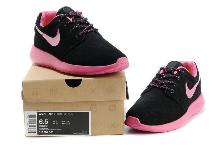 Nike Roshe Run Femme,chaussure nike running,free run 2 rose