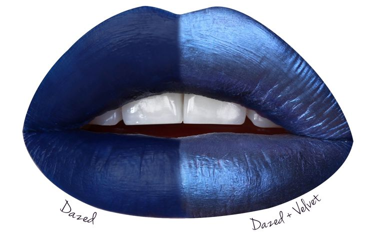 Dazed lip color