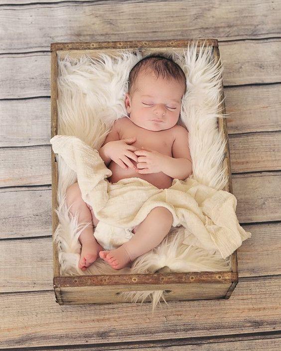 50 Neugeborene Baby Boy Fotografie Ideen   – Newborn –   #