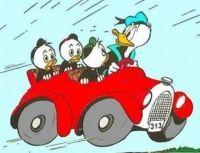 Το αυτοκίνητο του Ντόναλντ Ντακ !!! (φωτο)