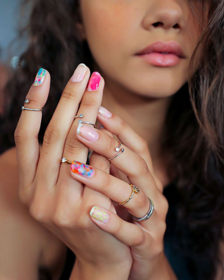 5 New Manicure Trends for Girls